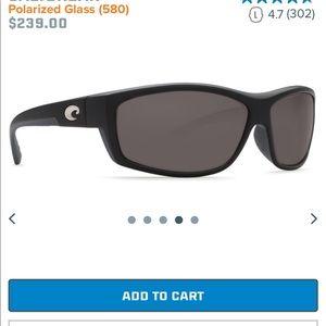 Costa Del Mar salt break polarized sun glasses men